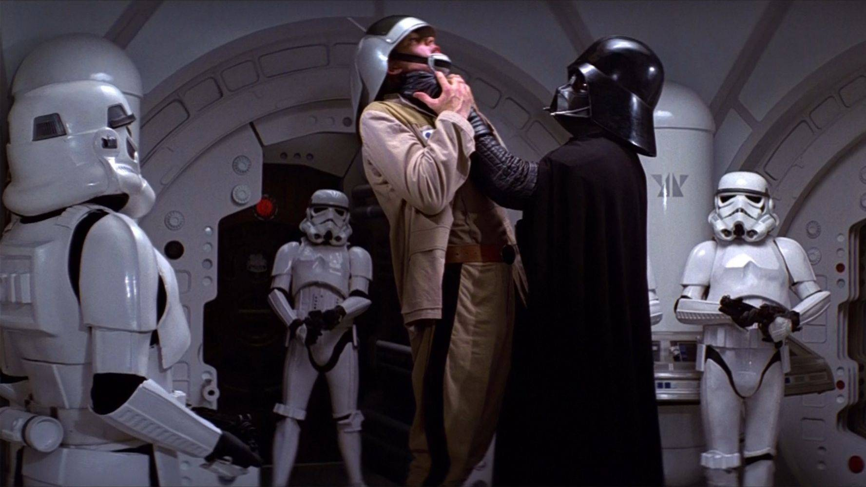Image result for star wars 4 darth vader